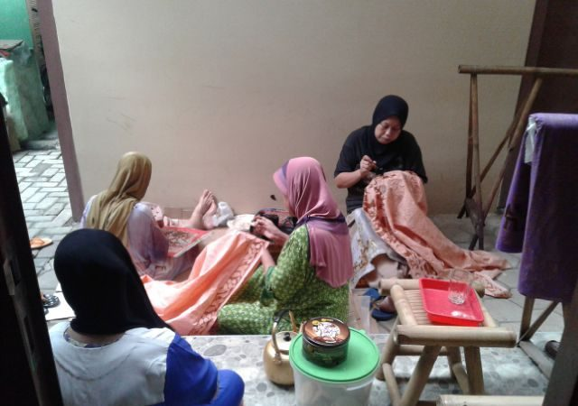 Batik Betawi Terogong, a journey to revive a lost heritage